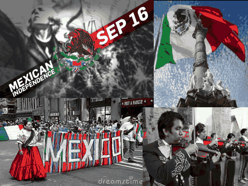 Mexican Independece September 16