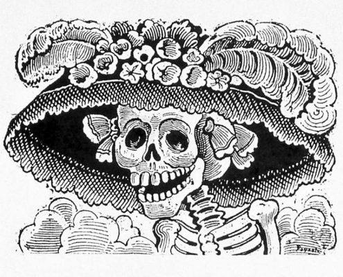 Catrina - Day Of The Dead Puerto Vallarta