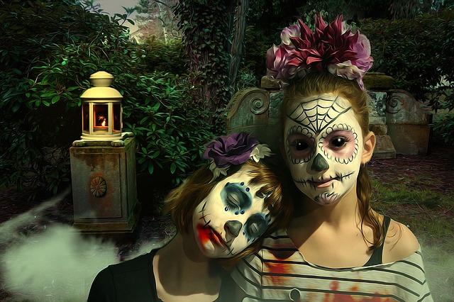 Day Of The Dead In Puerto Vallarta-Kid's Activities In Puerto Vallarta