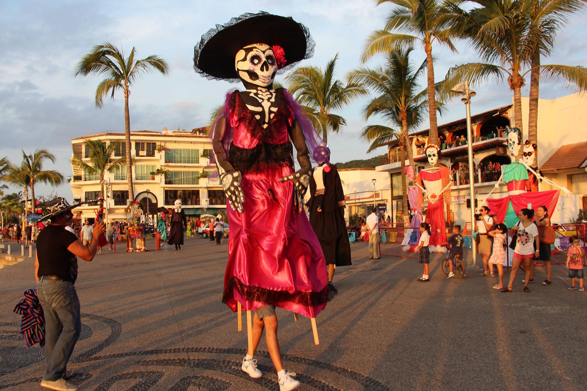 Day Of The Dead In Puerto Vallarta-Vallarta Food Tours