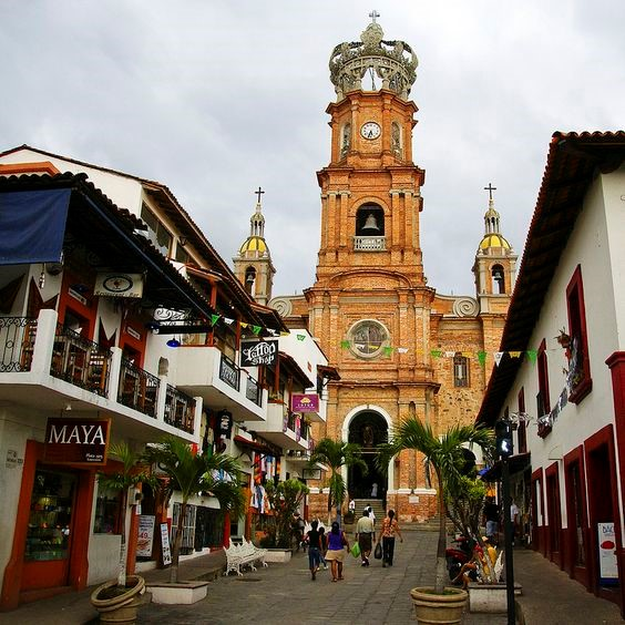 Awesome Things To Do In Puerto Vallarta-Church of Our Lady of Guadalupe Puerto Vallarta, Mexico