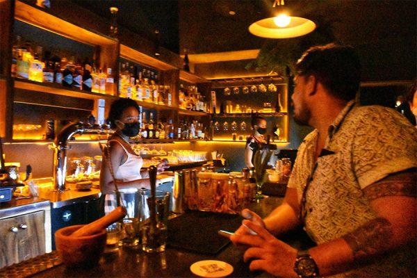 Discover Vallarta's best speakeasy bar