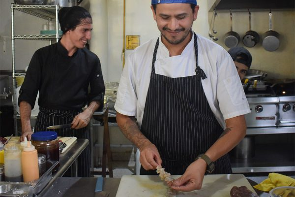 Learn about the new up and coming new generation of Chefs